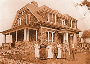 Hindinger Farm was established in 1893 by William and Rose Hindinger, in Hamden, Connecticut